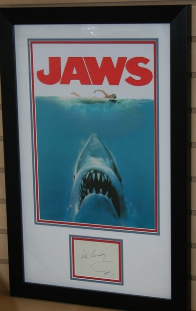 Peter Benchley Jaws author