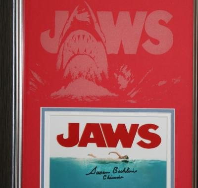 Susan Backlinie Jaws autograph
