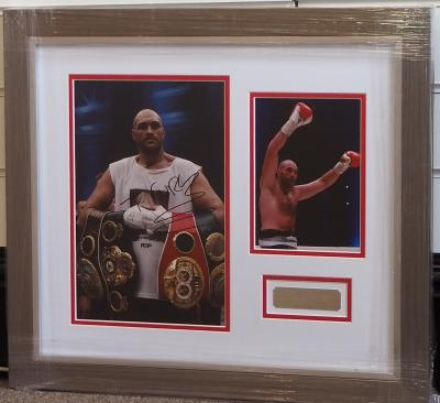 Tyson Fury heavyweight champ