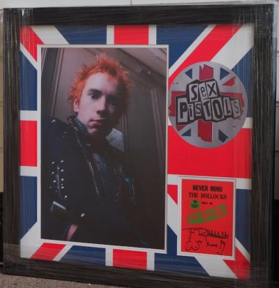 John Lydon The Sex Pistols