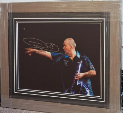 "Phil ""The Power"" Taylor photo"