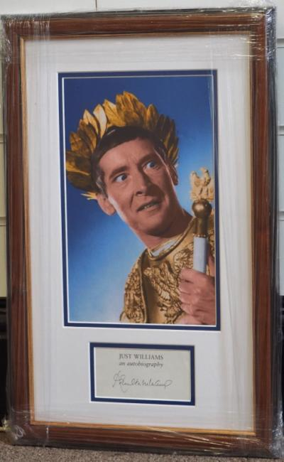 Kenneth Williams Carry on star