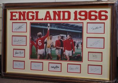 "England footie ""66"" & all that!"