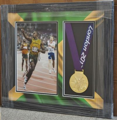 Usain Bolt sprint legend