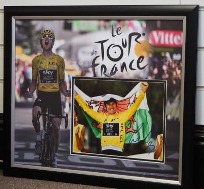 Geraint Thomas Tour De France